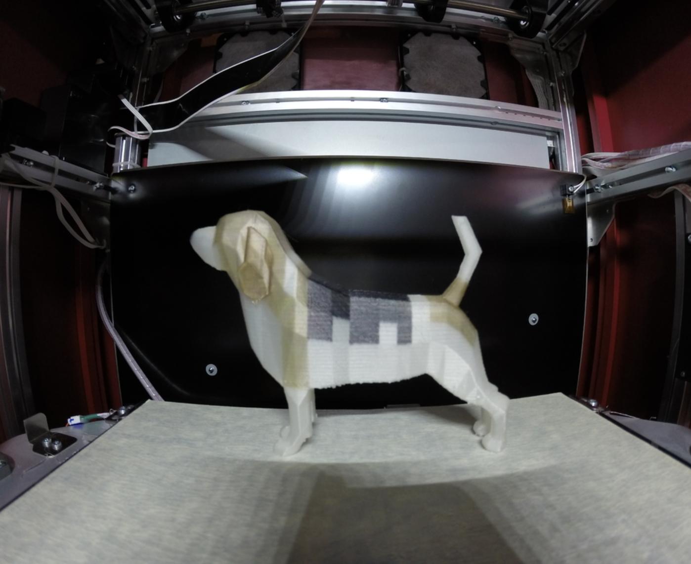 Capture d'écran 2018-01-02 à 11.51.17.png Download free OBJ file Beagle - Low Poly • 3D printable model, O3D