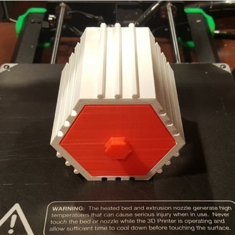 a21585ad7b45e5f46c19b4fcc94f4f76_preview_featured.jpg Download free STL file The HIVE - Stackable Hex Drawers • 3D printer model, O3D