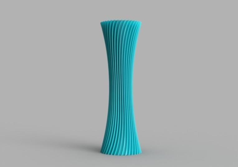 Capture d'écran 2017-09-21 à 15.38.41.png Download STL file Spiral Vase • 3D print template, O3D