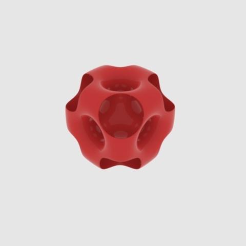 Capture d'écran 2017-09-21 à 15.44.05.png Download free STL file Ported Cube • 3D printing object, O3D