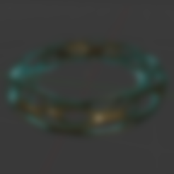 Download free 3D model Voronoi Bracelet, O3D