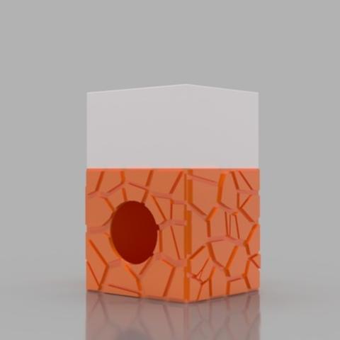 Modèle 3D gratuit Bird House Planter, O3D