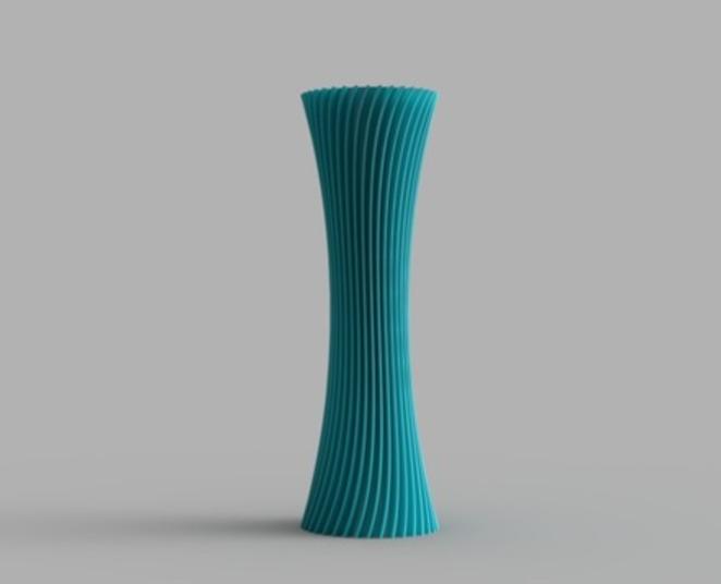 Capture d'écran 2017-09-21 à 15.38.50.png Download STL file Spiral Vase • 3D print template, O3D