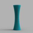Free 3D printer model Spiral Vase, O3D