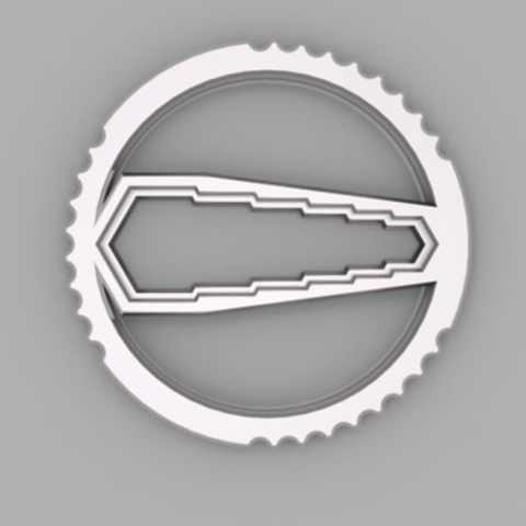 Capture d'écran 2017-09-21 à 18.01.39.png Download free STL file Hex Wrench Keychain • Model to 3D print, O3D