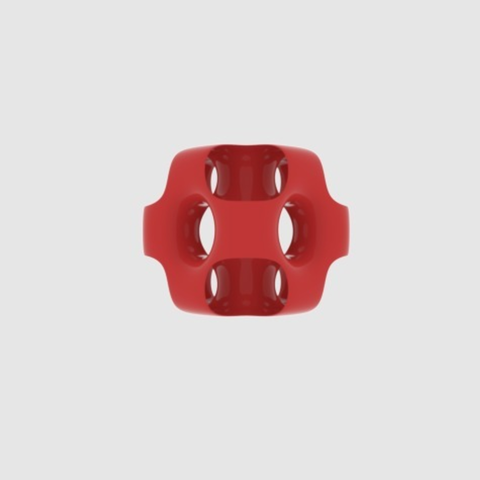 Capture d'écran 2017-09-21 à 15.44.10.png Download free STL file Ported Cube • 3D printing object, O3D