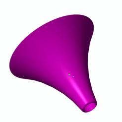Descargar Modelos 3D para imprimir gratis embudo, O3D