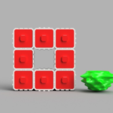 Descargar STL gratis Cajones Modulares 2.0, O3D