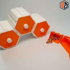 Descargar archivo STL El HIVE Evo - Sistema modular de cajones • Plan imprimible en 3D, O3D