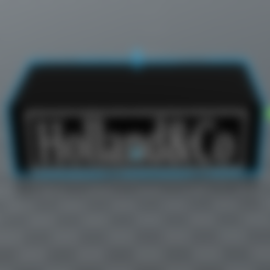 Office Desk.obj Download OBJ file Office Desk • 3D printer template, Samuelh