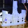 Free 3d printer designs No Mans Sky Ship, Tipam