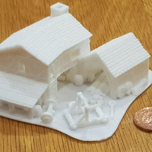 20200206_071114.jpg Download free OBJ file AOE2 Style Siege Workshop 1 • 3D printable model, Tipam