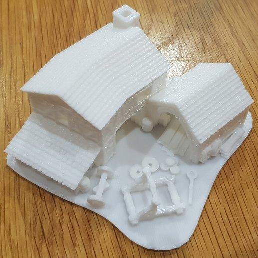 20200206_070734.jpg Download free OBJ file AOE2 Style Siege Workshop 1 • 3D printable model, Tipam