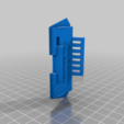 Pi4caseBigFanEnd3.png Download free OBJ file Raspberry Pi 4 Case - Overclocked • 3D printable template, Tipam