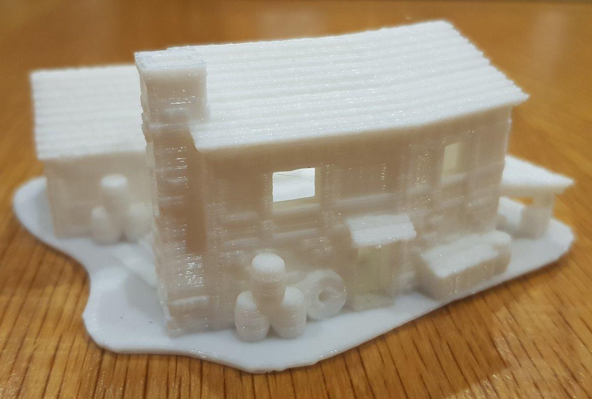 20200206_070936.jpg Download free OBJ file AOE2 Style Siege Workshop 1 • 3D printable model, Tipam