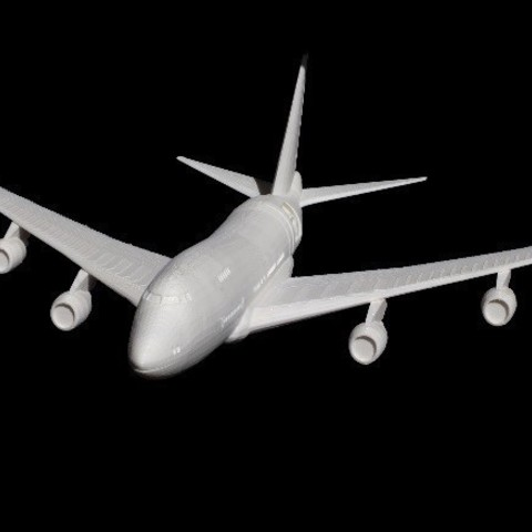 Download free 3D printing models SOFIA, the Stratospheric Observatory for Infrared Astronomy, spac3D