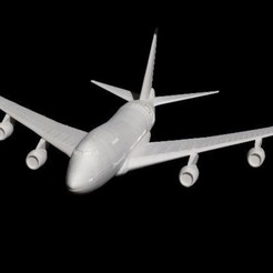 Download free STL file SOFIA, the Stratospheric Observatory for Infrared Astronomy • 3D printable design, spac3D