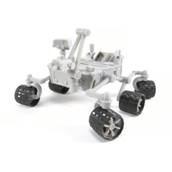 Download free STL file Curiosity Rover • Design to 3D print, spac3D