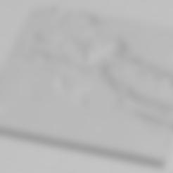 Free STL Valles Marineris, spac3D