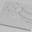 Télécharger fichier imprimante 3D gratuit Valles Marineris, spac3D