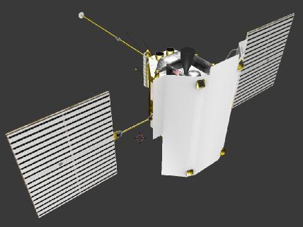 messenger-428-321.jpg Download free STL file MESSENGER • 3D printer model, spac3D
