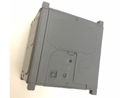 CubeSat_428x321.jpg Télécharger fichier STL gratuit CubeSat • Design à imprimer en 3D, spac3D