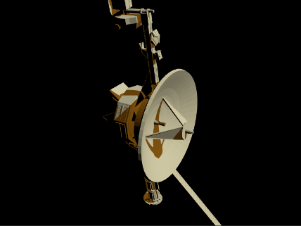 voyager_428x321.png Download free STL file Voyager • 3D printable template, spac3D