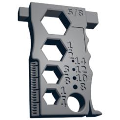 Descargar diseños 3D gratis Herramienta de mantenimiento de precisión multiuso, spac3D