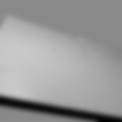 Free 3d printer model Gale Crater, spac3D