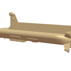 Download free 3D printing models Titan Submarine, spac3D
