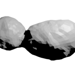 hw_428x321.png Download free STL file HW1 asteroid • Object to 3D print, spac3D