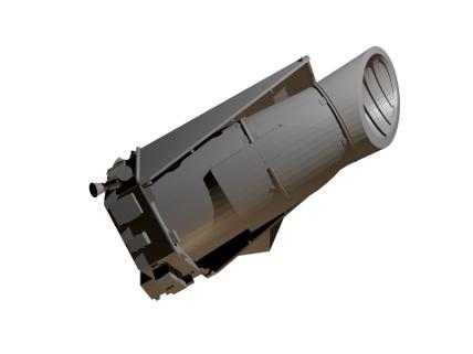 kepler_1-33scale_428x321.png Download free STL file Kepler • 3D printer template, spac3D