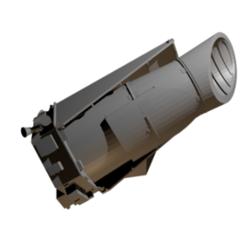 Télécharger modèle 3D gratuit Kepler, spac3D