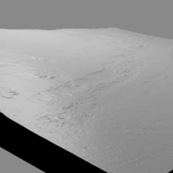 Free 3D print files Curiosity Rover Path, spac3D