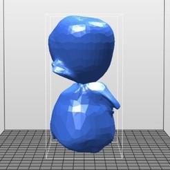Télécharger fichier impression 3D gratuit Nébuleuse Eta Carinae Homunculus, spac3D