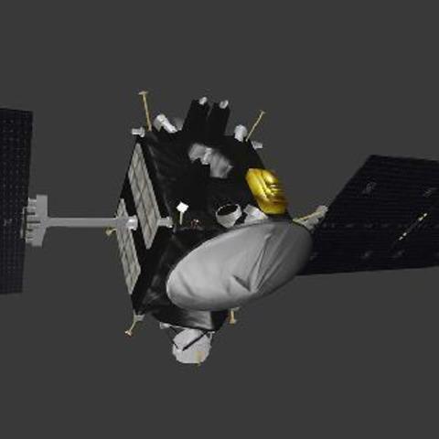 Free 3D printer file Dawn, spac3D