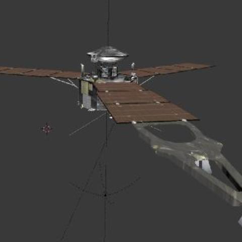 Download free STL file Juno • 3D printing template, spac3D