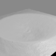linne_428x321.png Download free STL file Linné crater • 3D printable object, spac3D