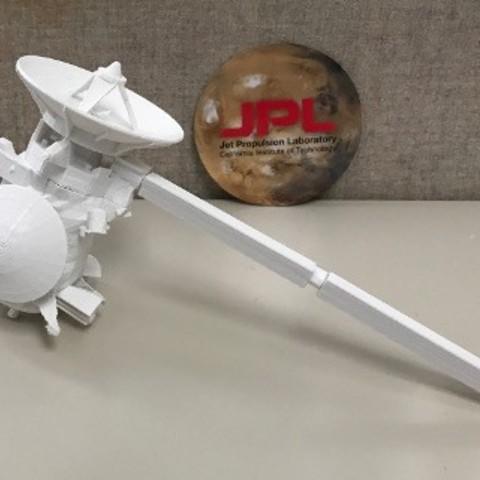 Descargar archivo STL gratis Cassini • Plan imprimible en 3D, spac3D