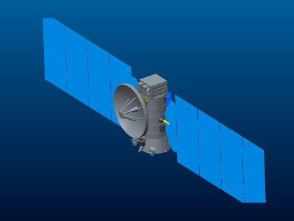 Europa_428x321.jpg Download free STL file Europa Orbiter • Object to 3D print, spac3D