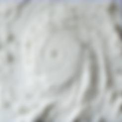 Télécharger fichier impression 3D gratuit ouragan Katrina, spac3D