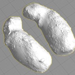 Download free 3D print files Itokawa, spac3D