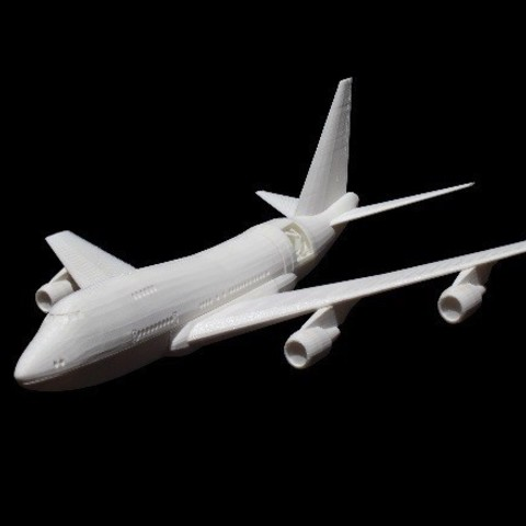 ClosedEndViewSide.jpg Download free STL file SOFIA, the Stratospheric Observatory for Infrared Astronomy • 3D printable design, spac3D