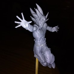 3d printer model GOKU ULTRA INSTINCT COMPLETE POSE, adrian5
