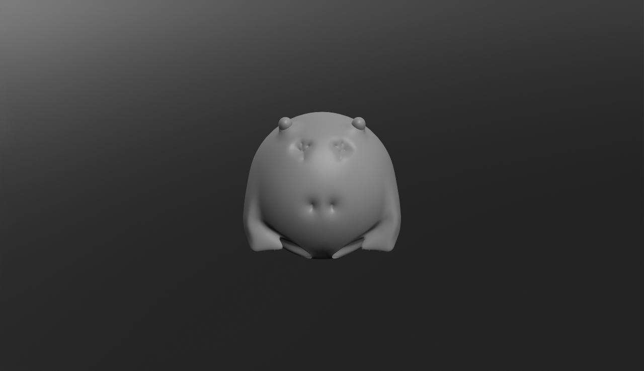 pokemon 2.png Download free OBJ file Pokemon 2 • 3D printer template, misterl