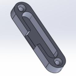 Télécharger fichier imprimante 3D  gache gâche fenetre fenêtre ancienne porte, Qm3dModelisation