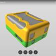 Imprimir en 3D Acorde Mojo & HiBy R3 caso, Georg2
