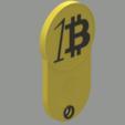 Modelos 3D gratis Bitcoin - Unlocks shopping cart lockers - Abridor de carros de la compra - Déverrouille les casiers du panier, KikeSM