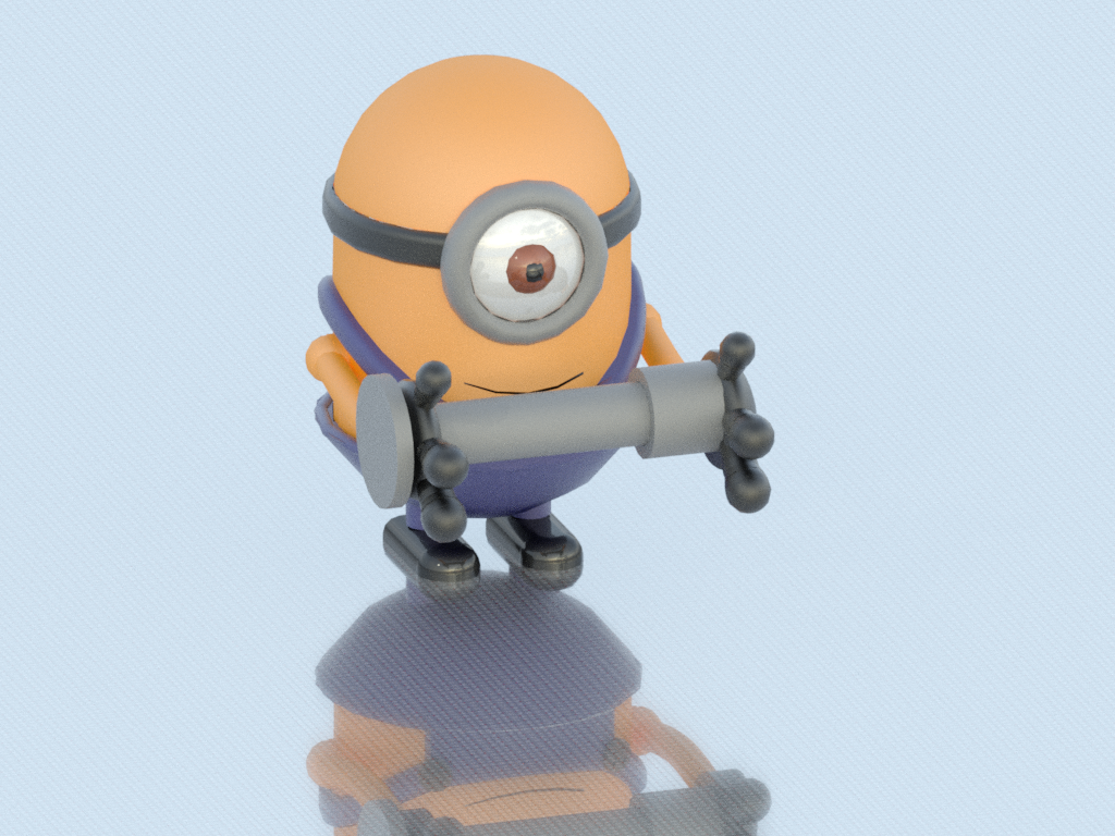Rollo3.png Download free STL file Toilet paper holder for children / support for the bathroom • 3D printing design, KikeSM