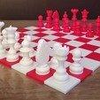2.jpg Download free STL file Chess set / Chess set • 3D printable model, OC3D
